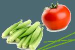 блюдо из баранины с овощами