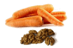 салат с морковью и жареным луком