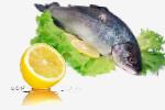 форель с лимоном