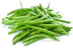 зеленая фасоль с помидорами