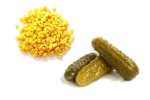 салат с кукурузой и красной фасолью