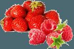 Выпечка с ягодами