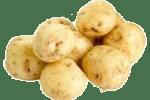 жареный молодой картофель
