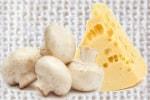 куриная грудка с грибами-min