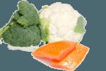 овощная запеканка с рыбой